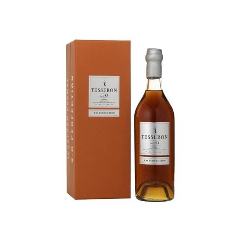 Tesseron lot n 53 xo perfection cognac buy online and for Piscine xo cognac