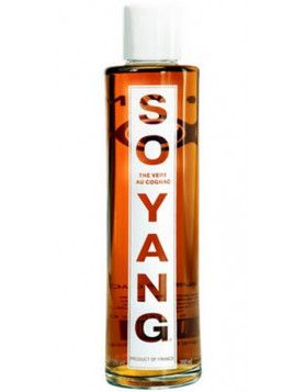 So Yang Green Tea Liqueur White Cognac