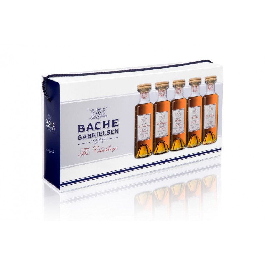 Bache Gabrielsen The Challenge Make Your Own Blend