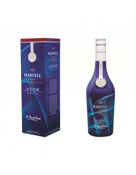 Martell La French Touch VSOP by Etienne de Crecy