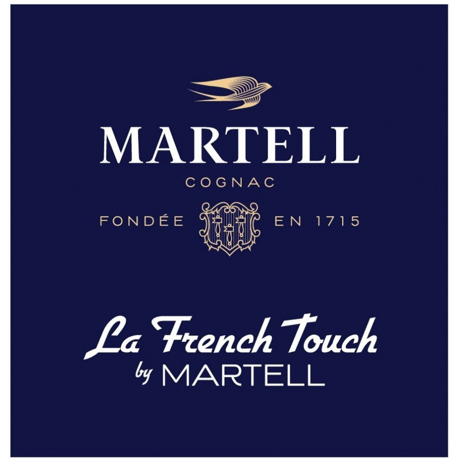Martell Noblige La French Touch by Etienne de Crecy