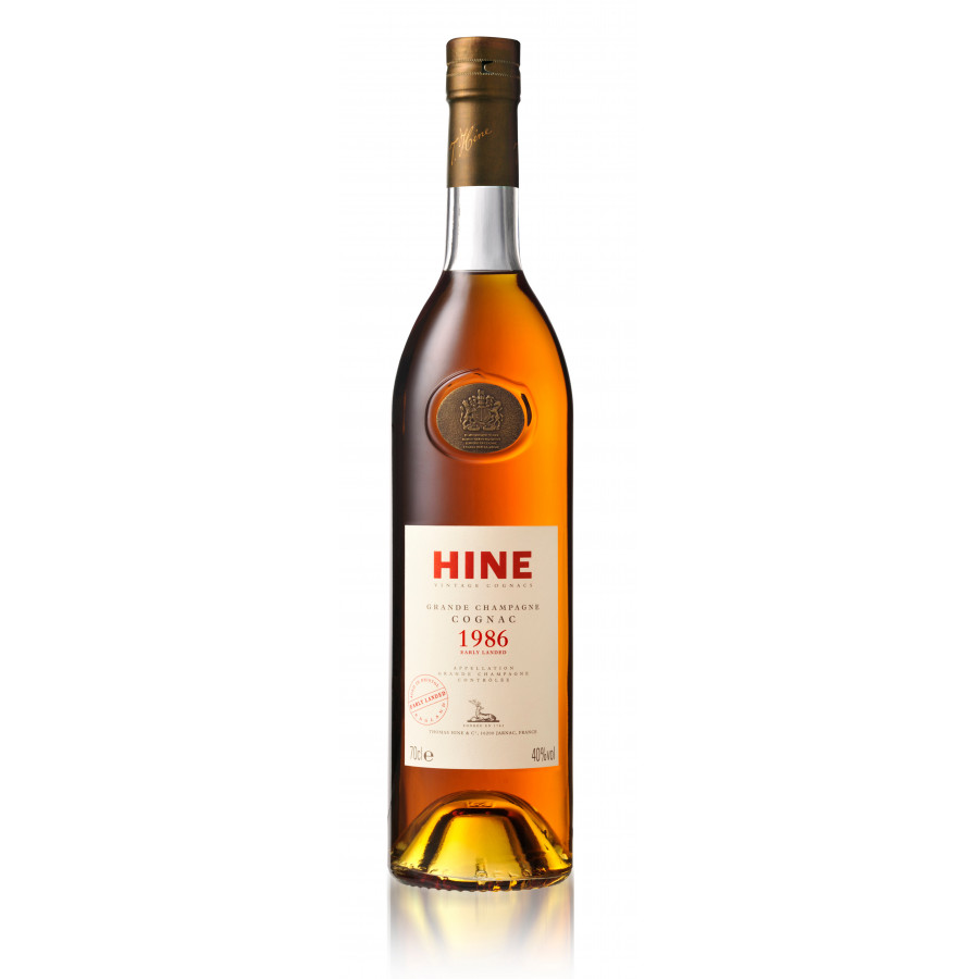 Hine Millesime 1986 Early Landed