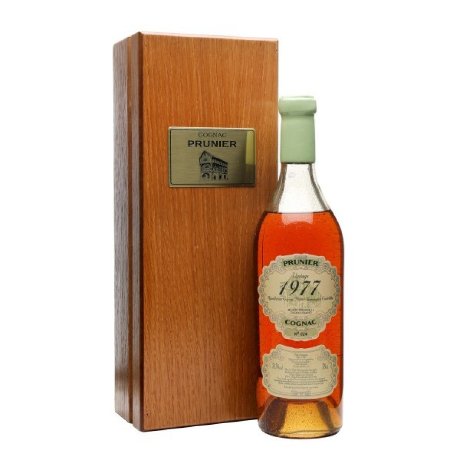 Prunier 1977 Petite Champagne