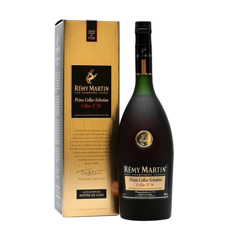 Remy Martin Prime Cellar Sellection No 16 Buy Online And