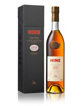 Hine Millesime 1975 Early Landed