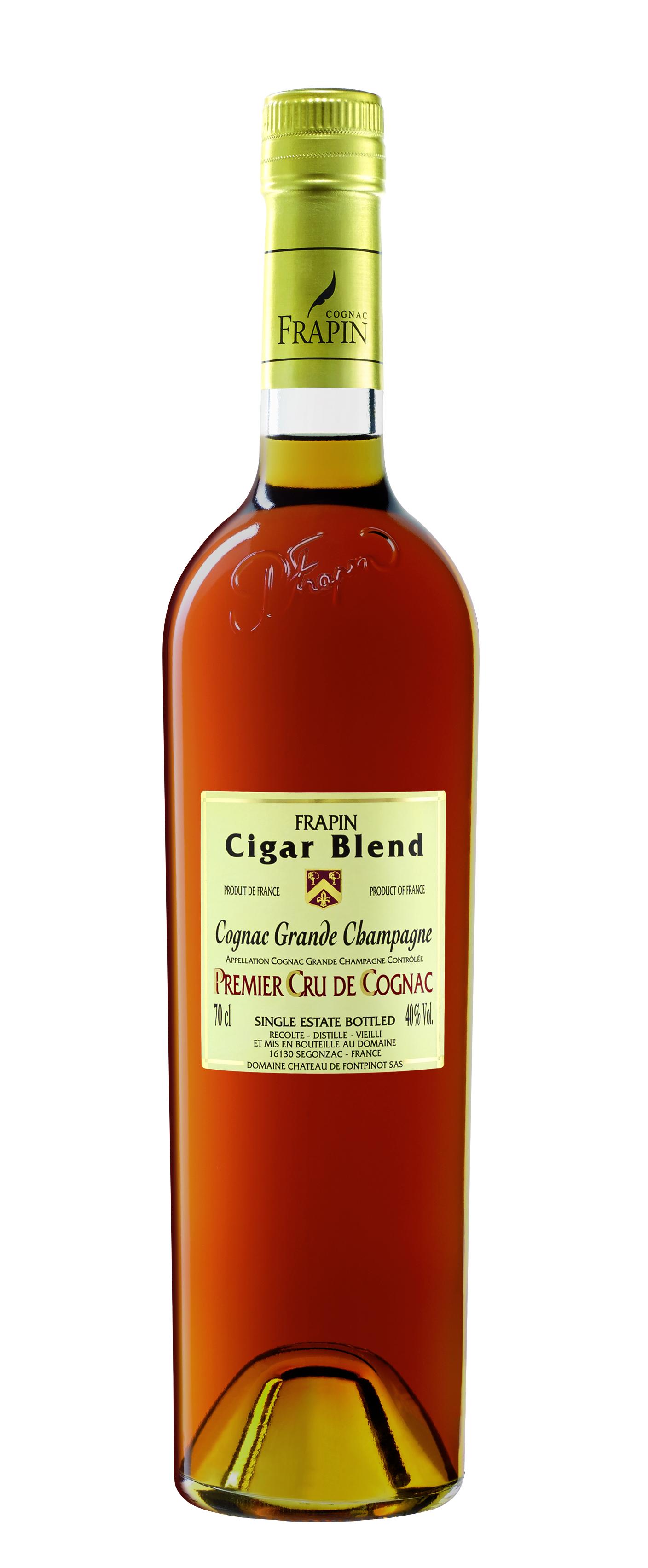 Frapin cigar blend cognac vieille grande champagne buy for Piscine xo cognac