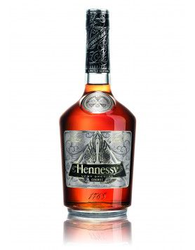 Hennessy VS Limited Edition by Scott Campbell