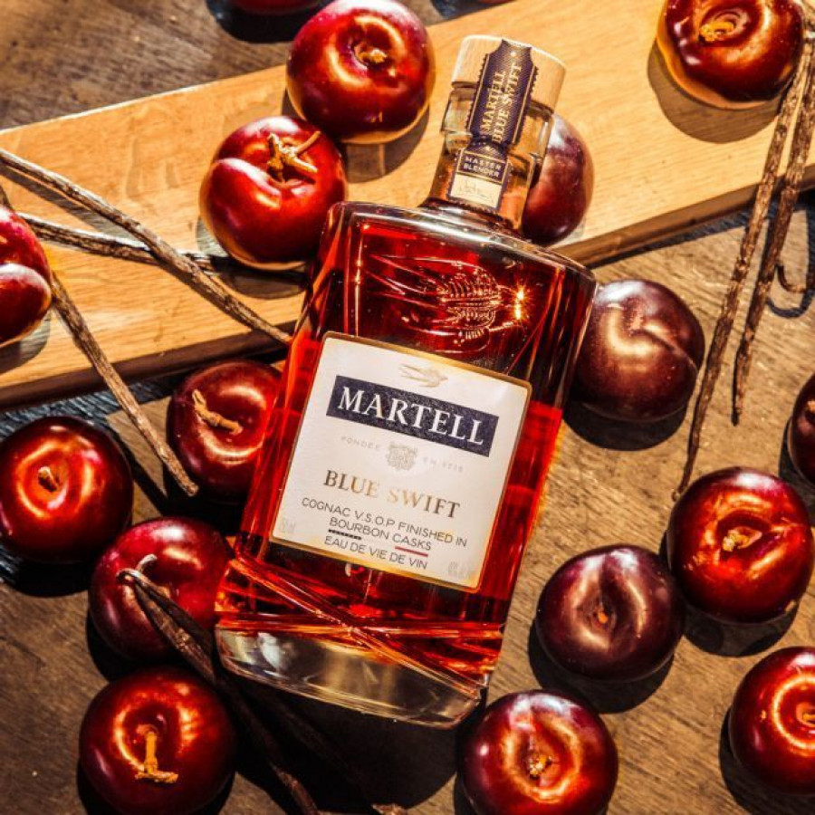 Martell Blue Swift VSOP Eau de Vie based on