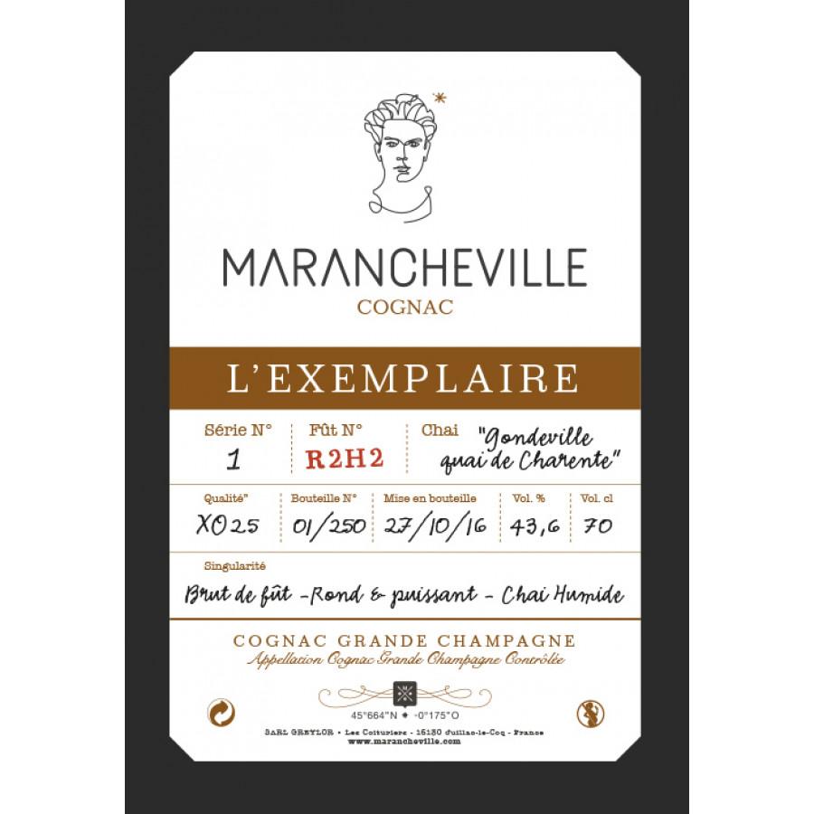Marancheville l'Exemplaire