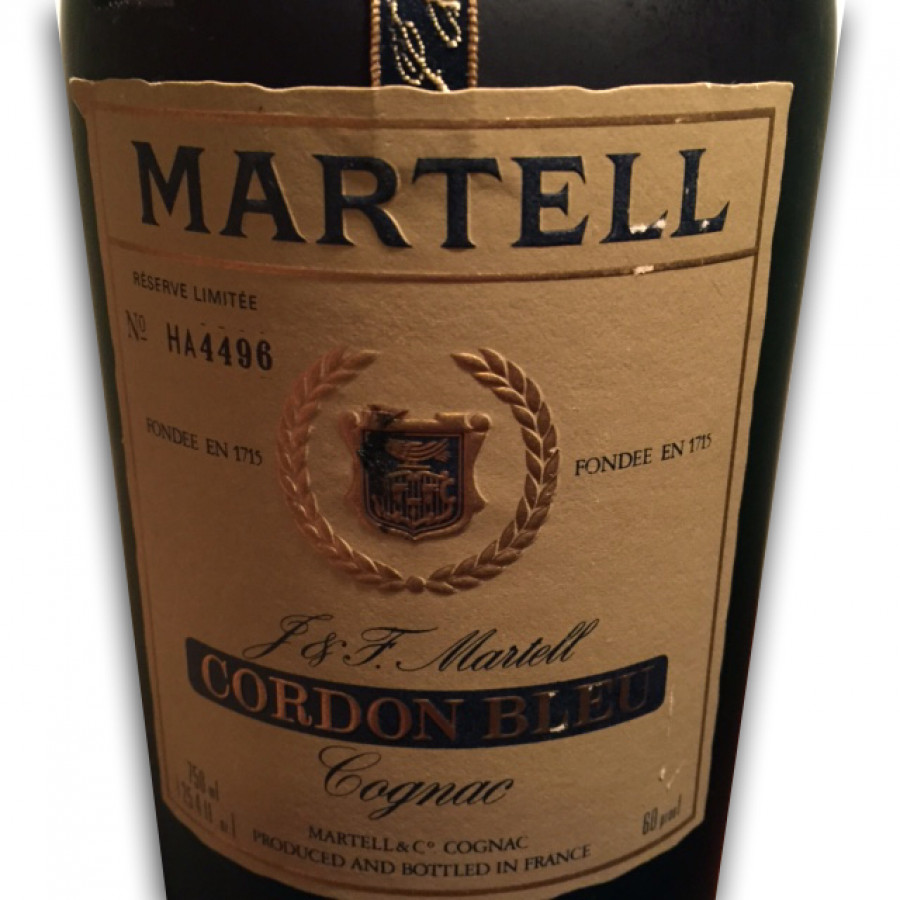 Martell Cordon Bleu (Vintage)