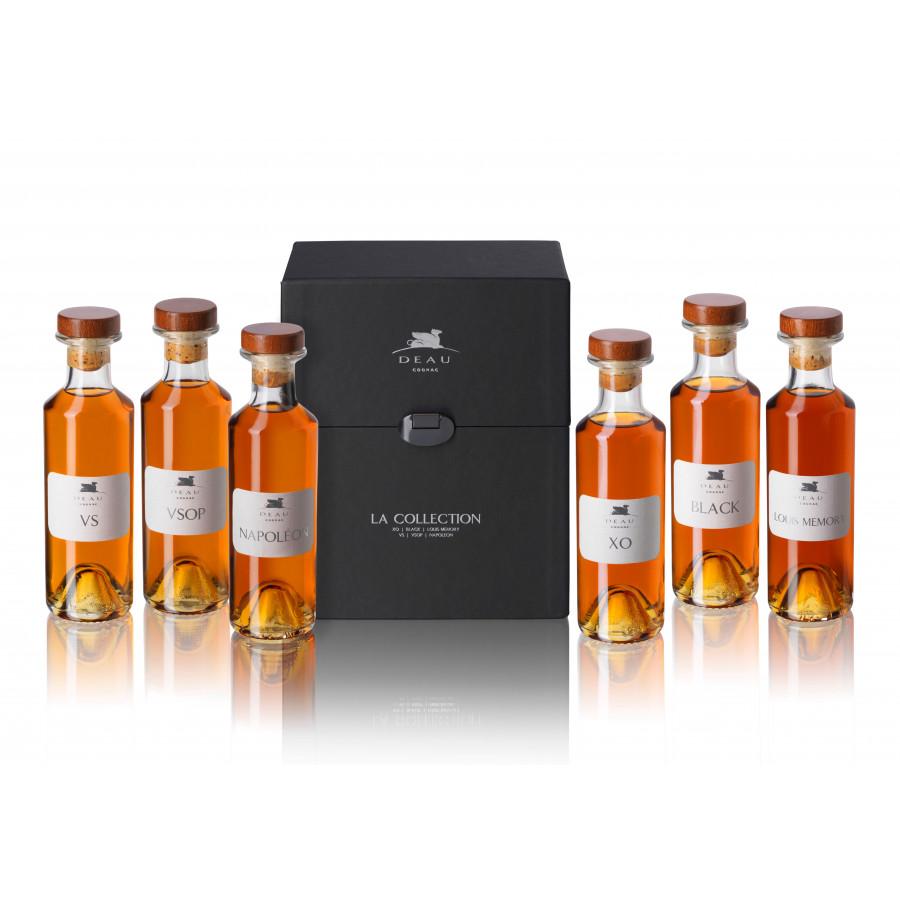 Deau Tasting Set 6 Bottles