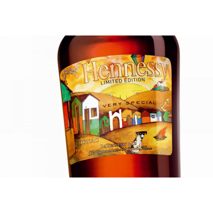 Hennessy Os Gemeos VS Limited Edition