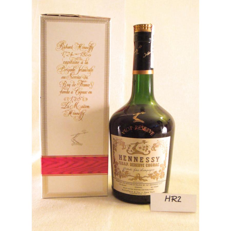 Hennessy V.S.O.P. Reserve (1970s bottling)
