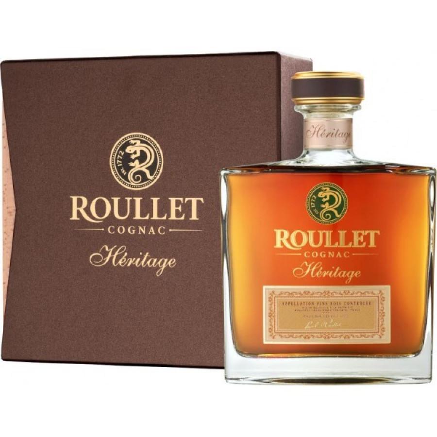 Roullet Heritage Fins Bois