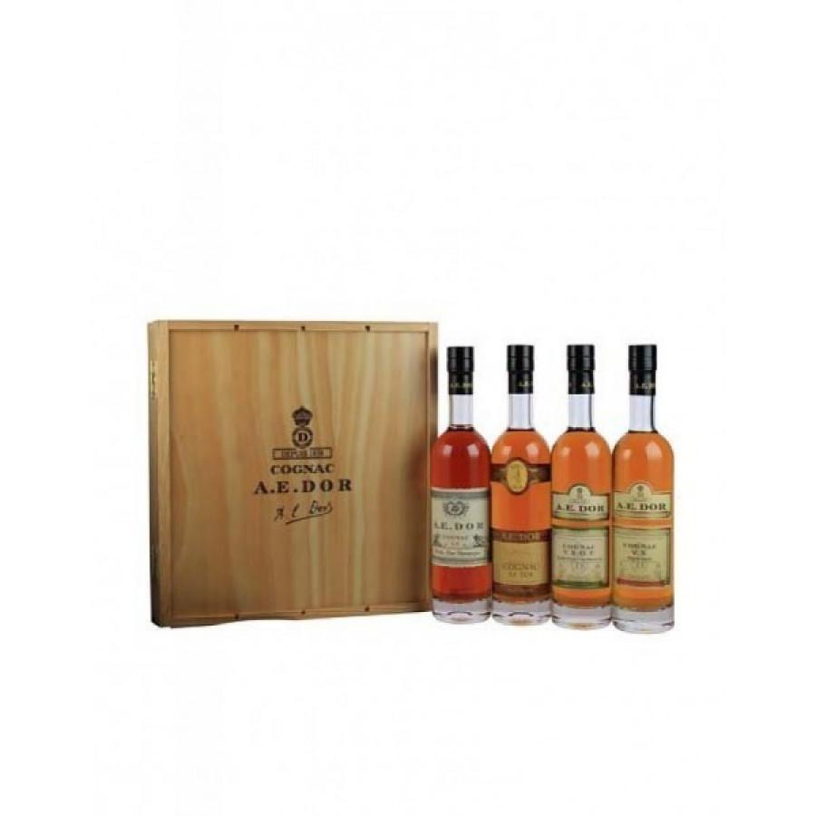 AE Dor Tasting Set Assortment Wooden Box