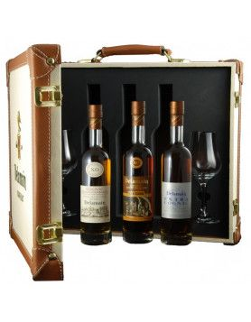 Delamain Attached Box Ambassador Tasting Set