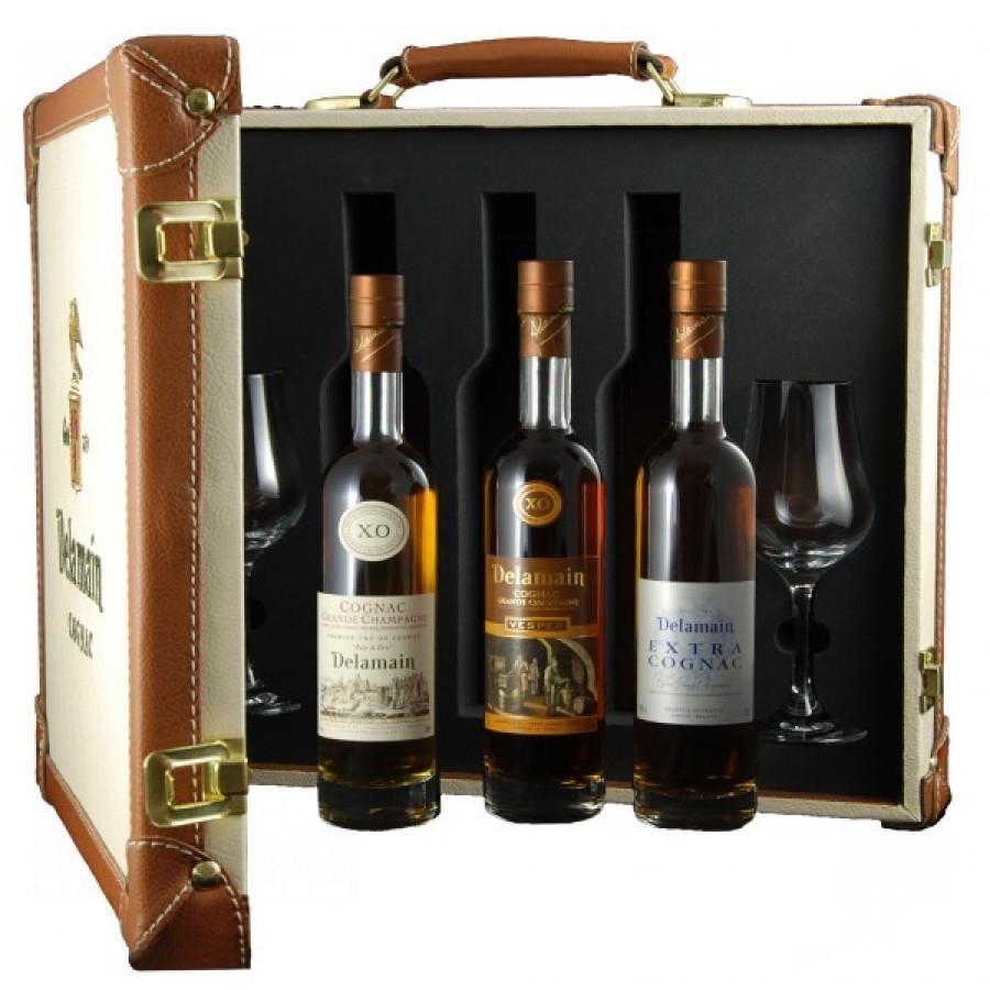 Delamain Attached Box Ambassador Tasting Set