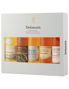Delamain Pack Collection Tasting Set
