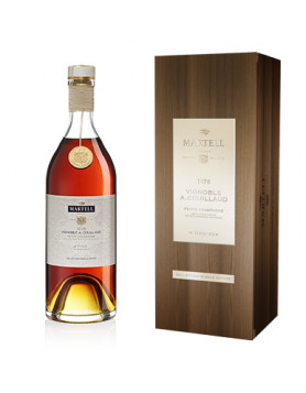 Martell Single Estate Collection Vignoble A. Couillaud Vintage 1978