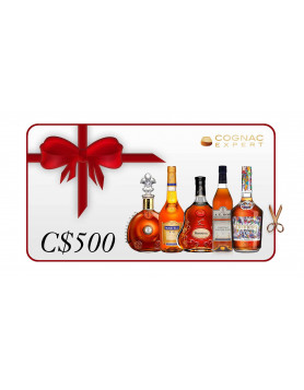 C$500 Gift Card