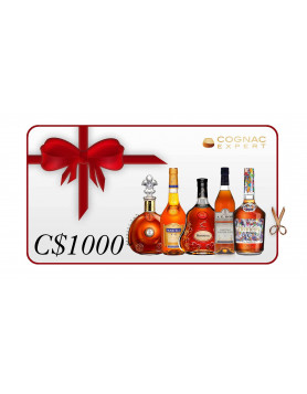C$1000 Gift Card