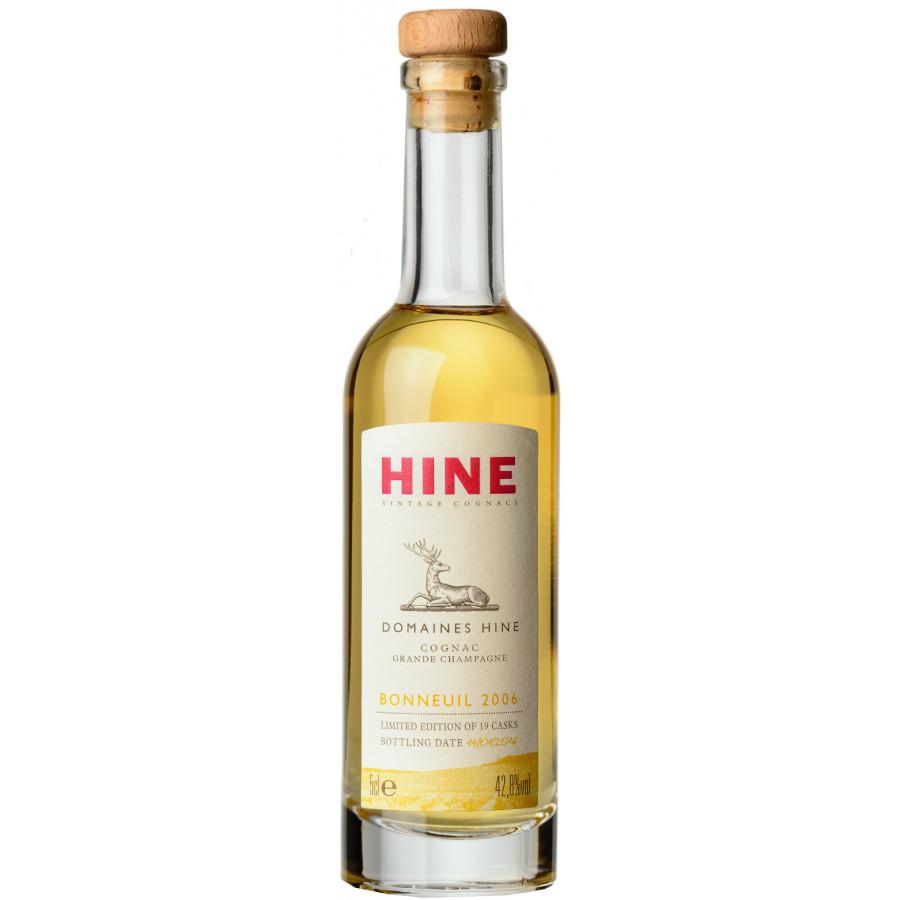 Hine 2006 Mini Bottle Bonneuil Estate Grande Champagne