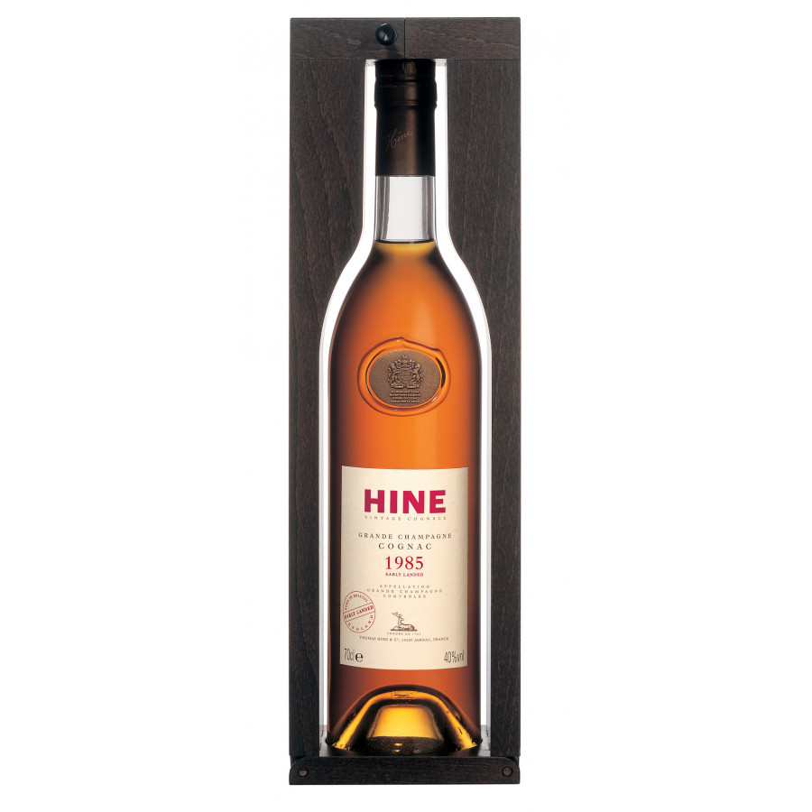 Hine Millesime 1985 Early Landed