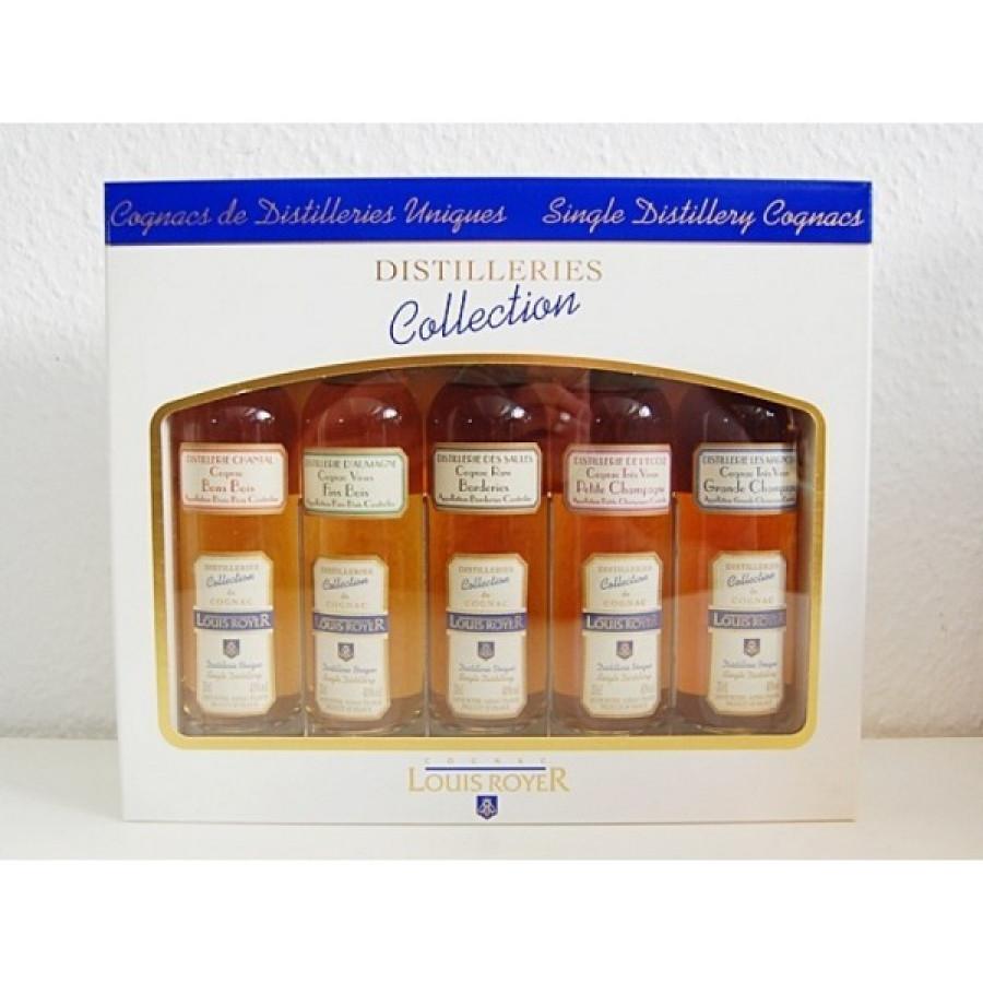 Louis Royer La Collection Distillerie Set