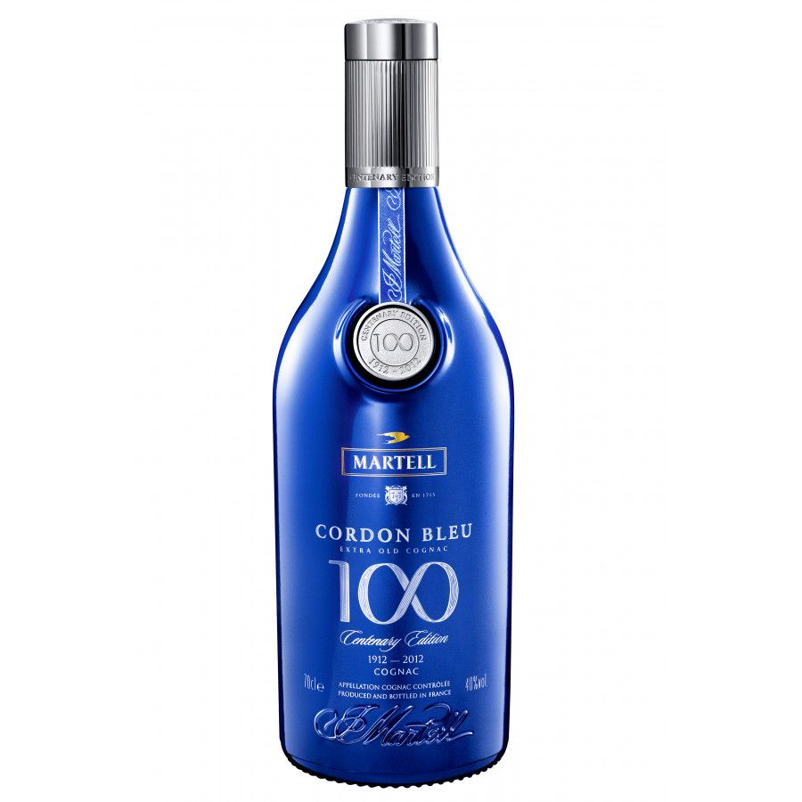Martell Cordon Bleu Centenary Limited Edition