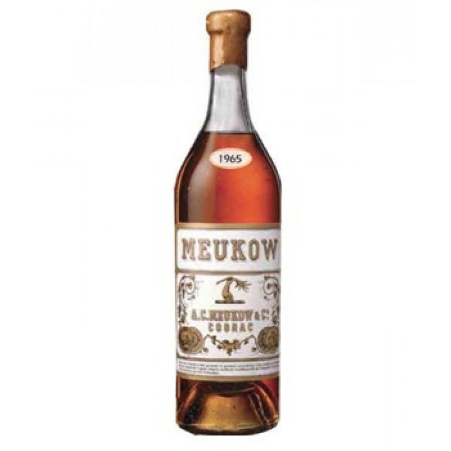 Meukow Vintage Grande Champagne 1965
