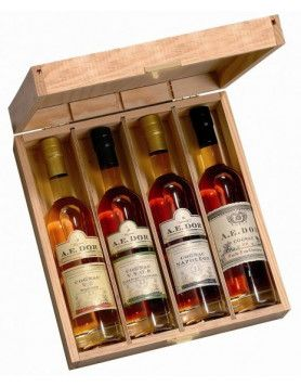 AE D'Or Coffret Degustation Tasting Set