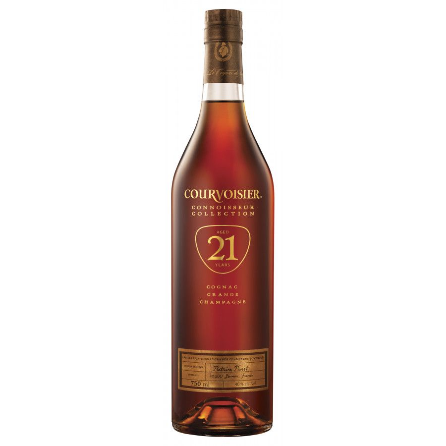 Courvoisier Vintage Connoisseur Collection 21 Years