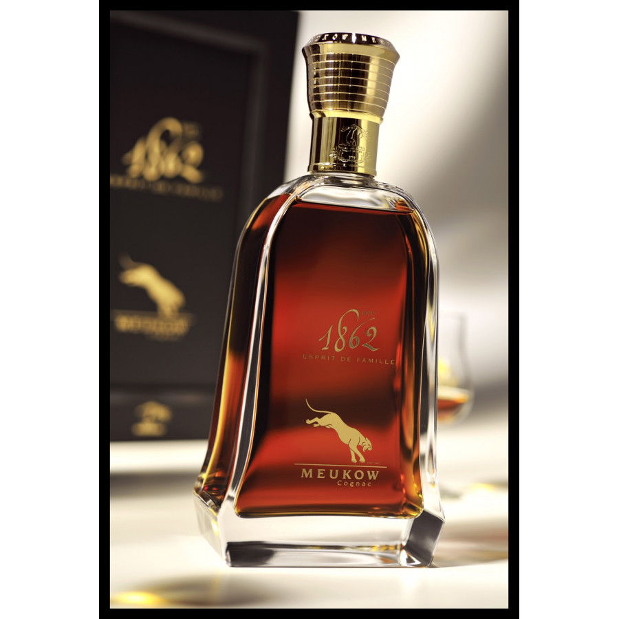 Meukow 1862 esprit de famille cognac buy online and find for Esprit de famille decoration