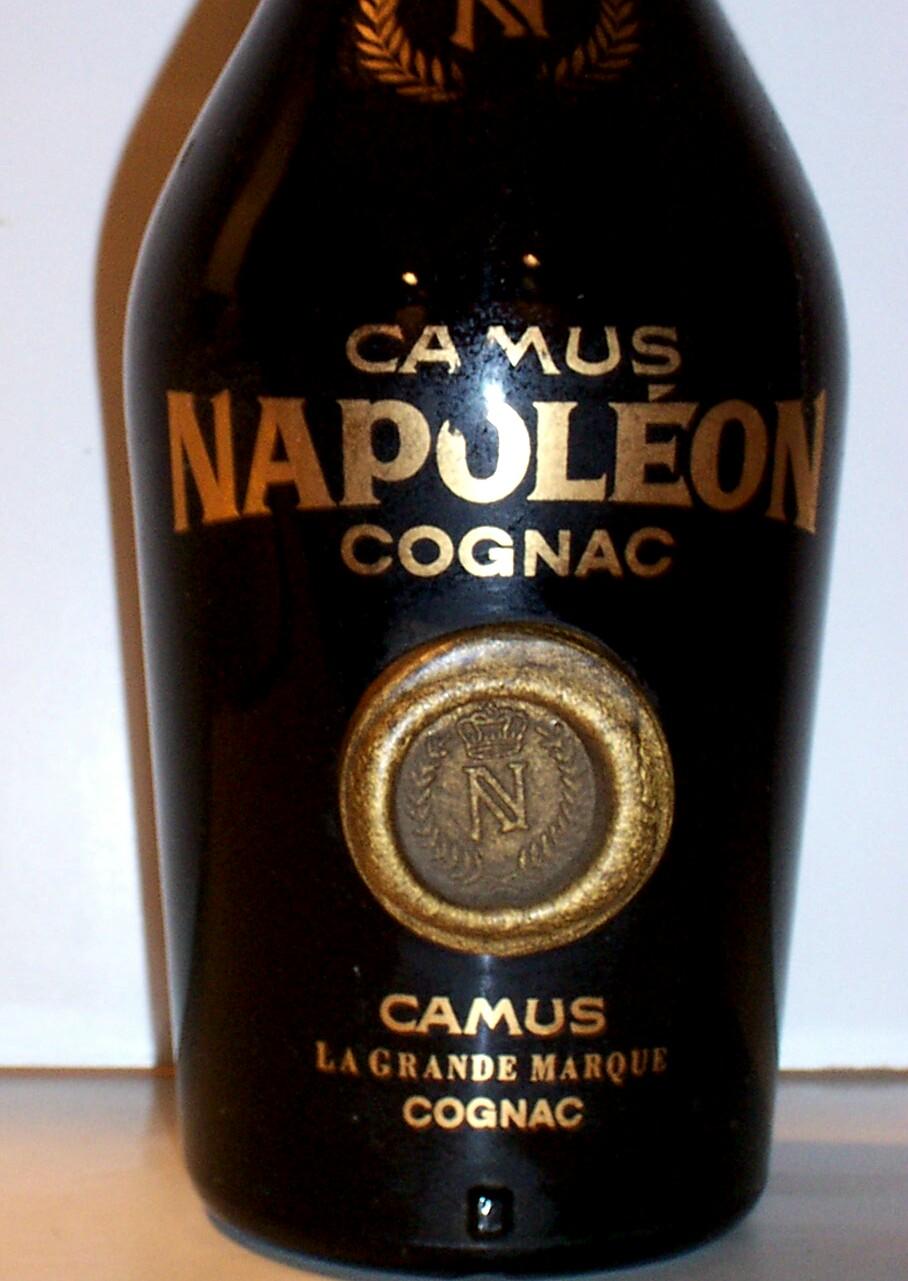 Camus Front label Napoleon