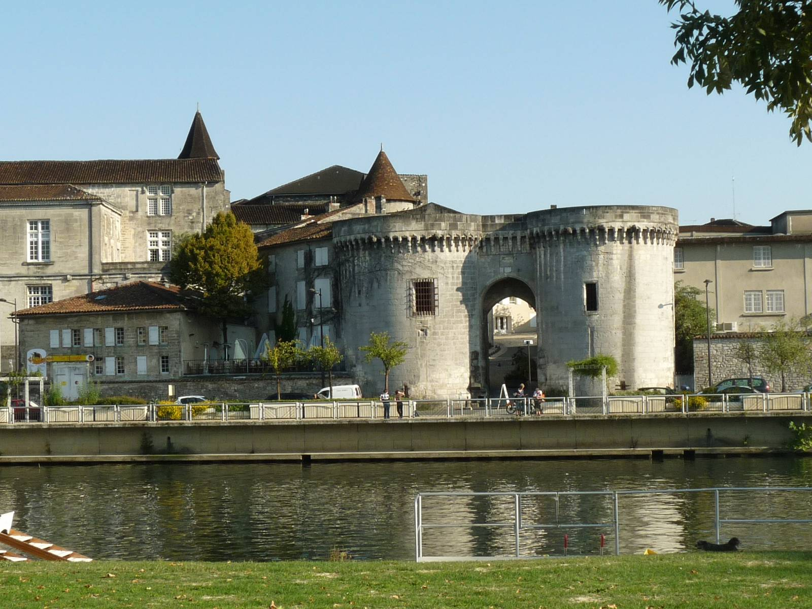 Town of Cognac (Porte St Jacques)