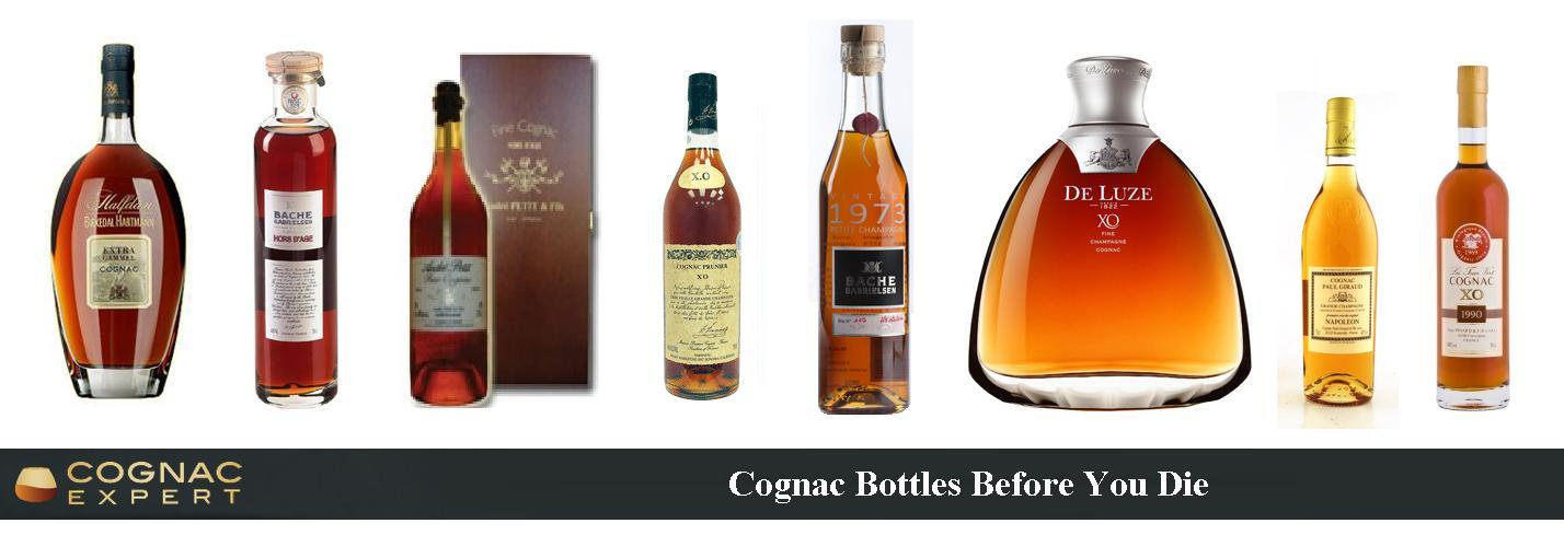 9 Cognacs you need to drink before you die