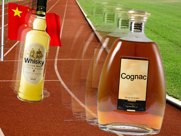 Cognac Overtakes Whisk(e)y in China