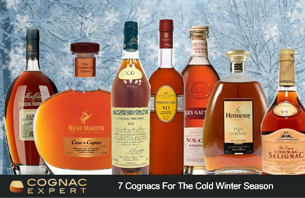 Winter List 2012 Sweet Cognacs