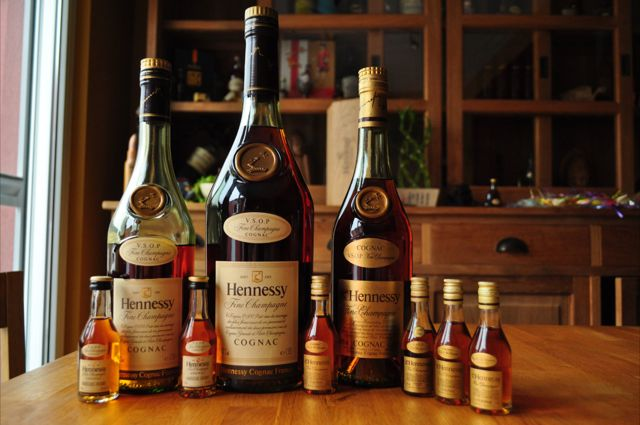 Quot Don Henny S Quot Impressive Hennessy Cognac Collection