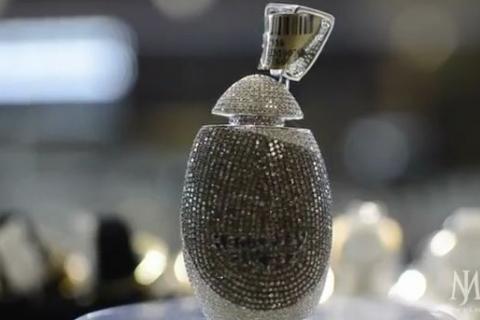Hennessy Ellipse Miniature Cognac Bottle