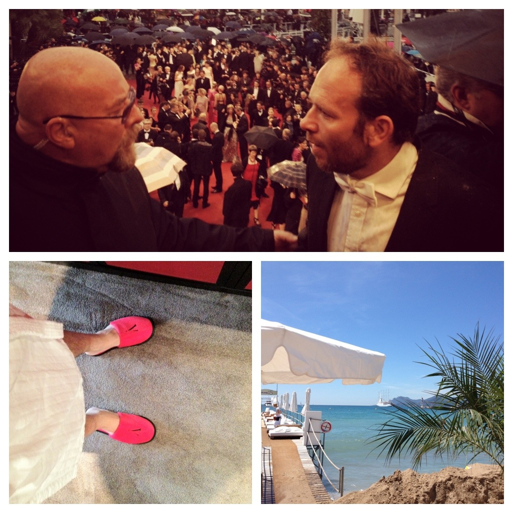 Cannes Film Festival and Louis XIII Remy Martin Cognac