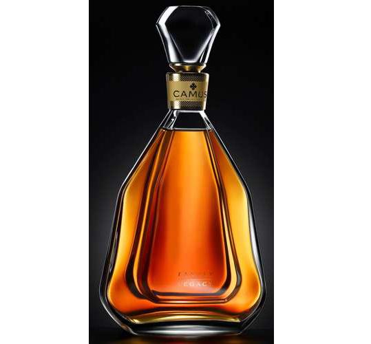 Cognac Camus Family Legacy