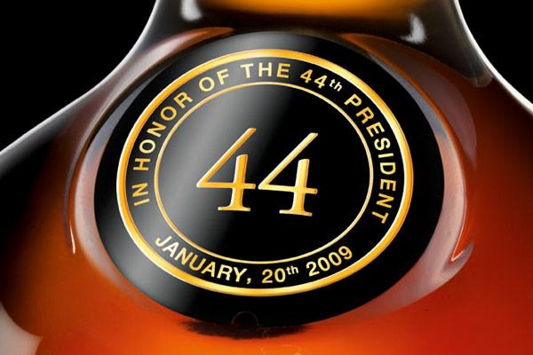 Obama Hennessy 44 Edition