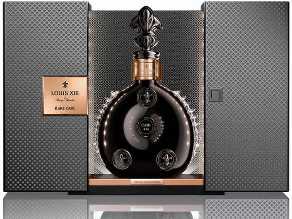LOUIS XIII reveals Rare Cask 42.6 to the world