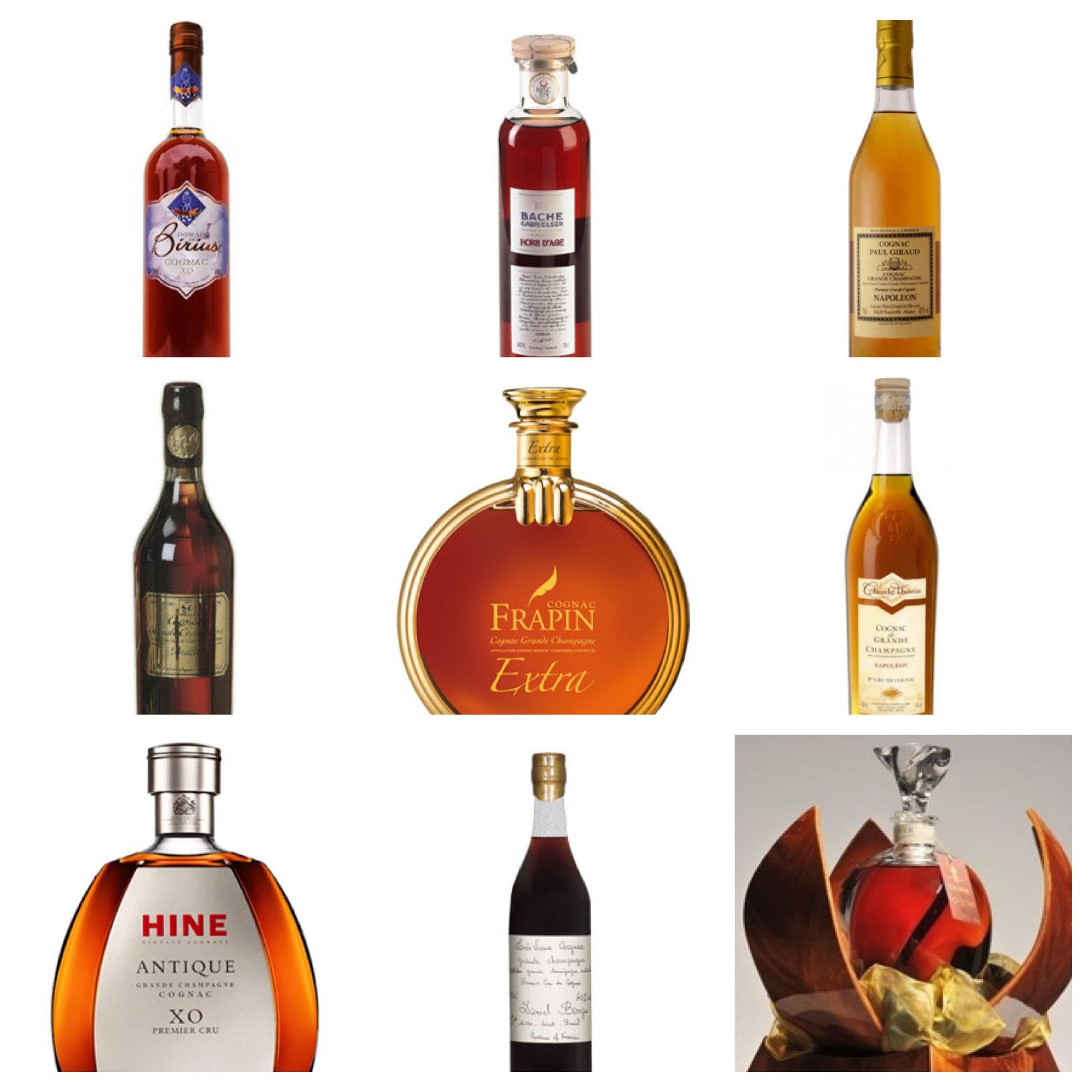 best-grande-champagne-cognacs