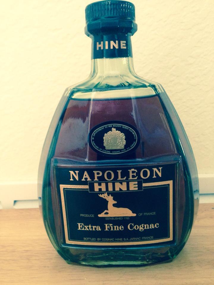 Hine Napoleon Cognac