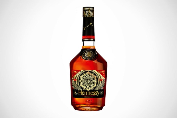 Hennessy VS Limited Edition by Shepard Fairey
