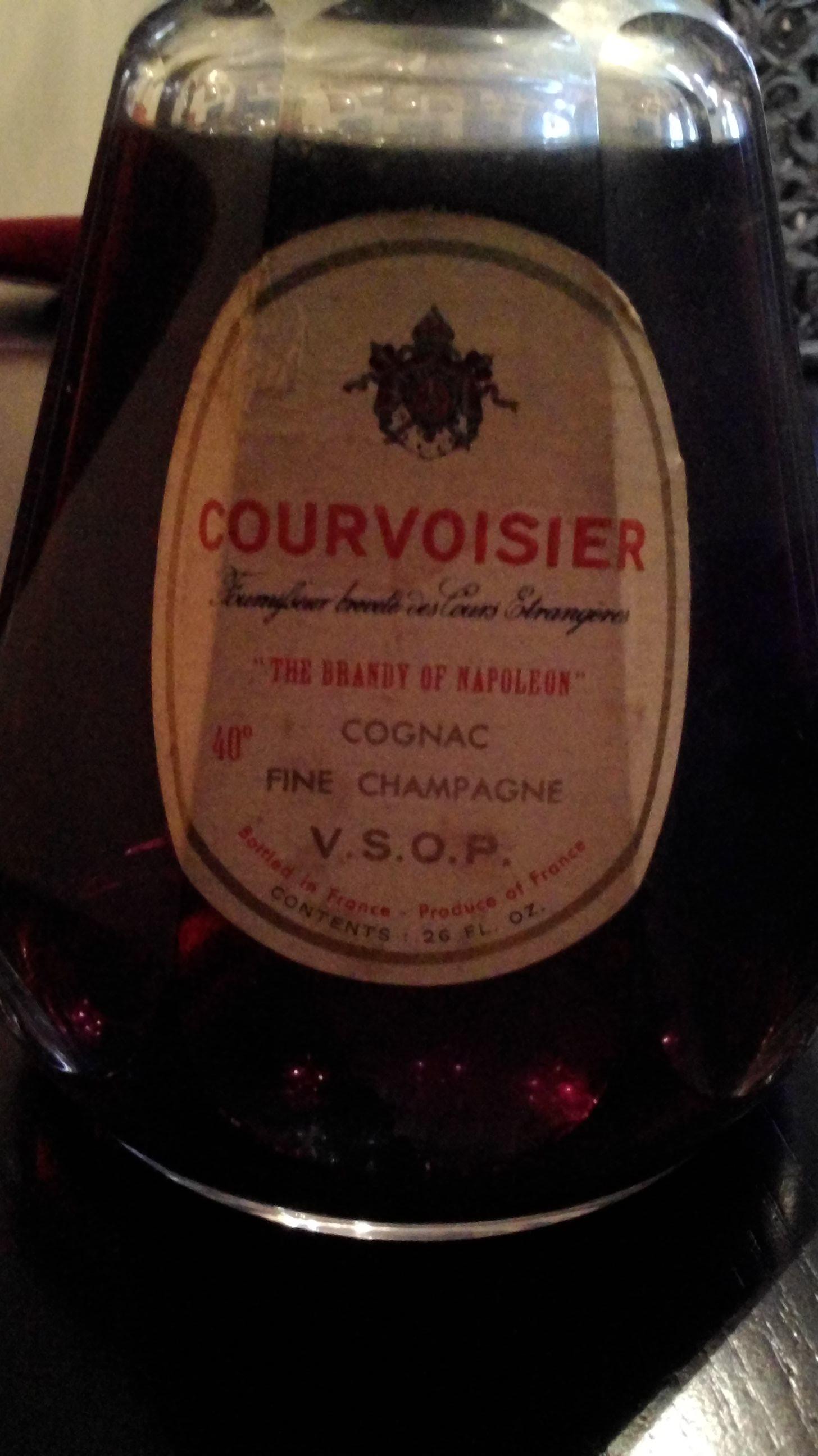 Courvoisier VSOP