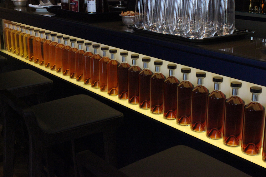 Build Your Own Cognac Bar