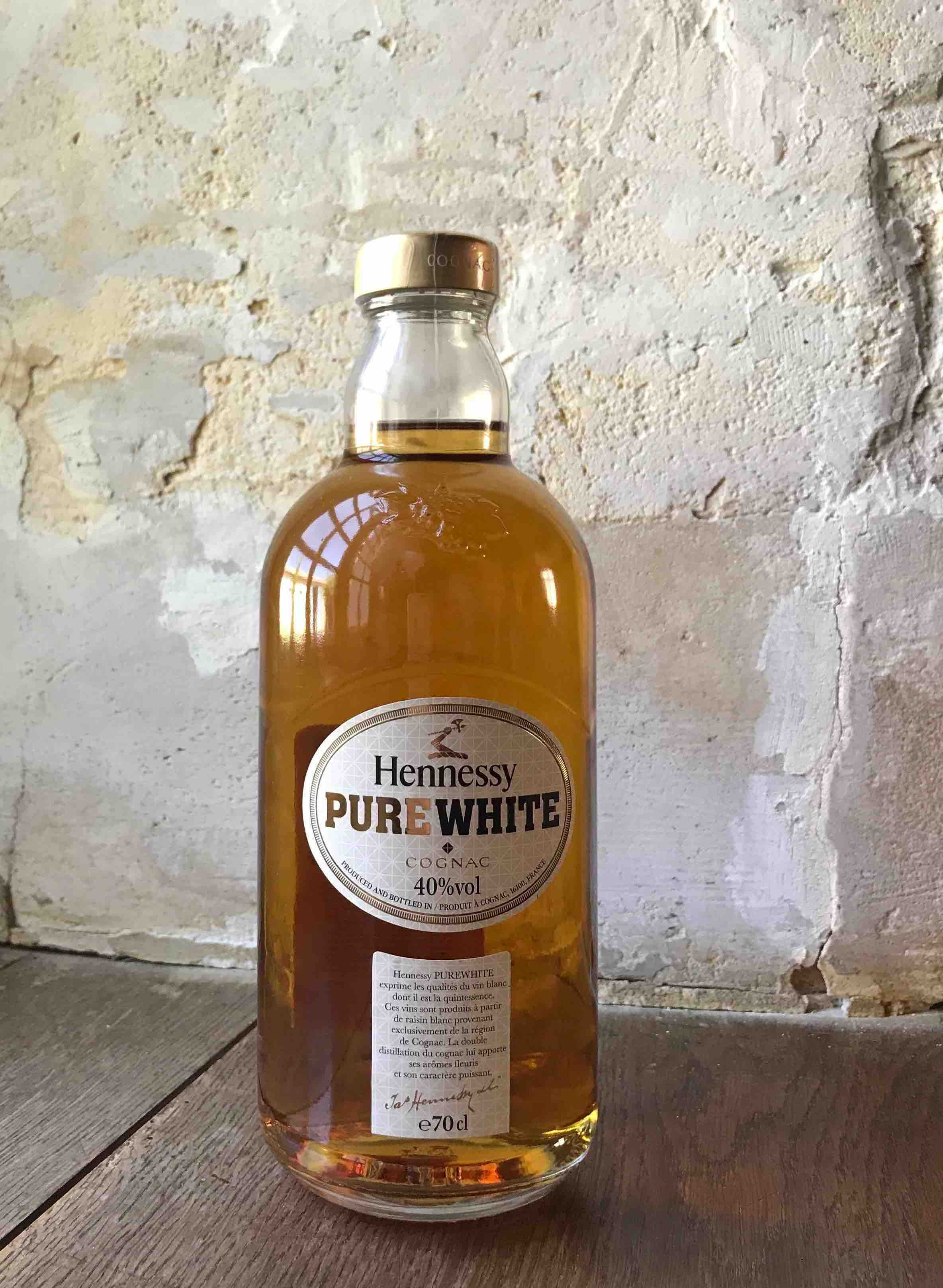 Hennessy Pure White Cognac Review. Price & tasting notes ...